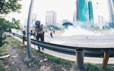 Gases, perdigones y hasta una guaya: Así fue la represión este #22A