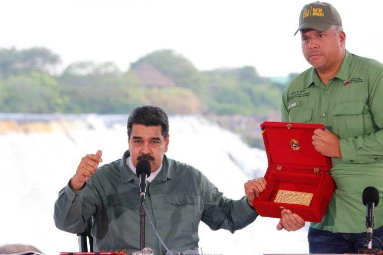Jefe de Estado declaró 23 zonas de uso del Arco Minero del Orinoco para impulsar desarrollo estratégico nacional