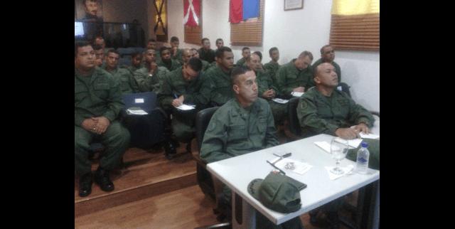 Armada Bolivariana afina estrategias de apresto operacional en La Guaira