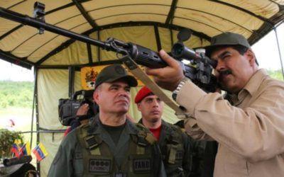 BBC: ¿Dónde compra Venezuela sus armas?