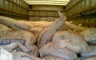 Acusado sargento de la GNB por contrabando de 30 toneladas de azúcar en Carabobo