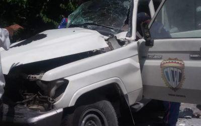 GNB robó armamento de funcionaria del Cicpc que falleció en accidente de tránsito