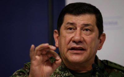 Militares colombianos no se retirarán de frontera con Venezuela, anunció comandante