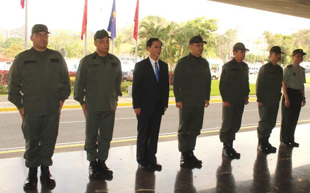 Venezuela y China firmaron acuerdo de seguridad y defensa