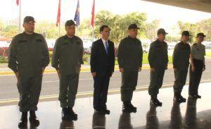 Crédito Vicepresidencia/ @PrensaFANB