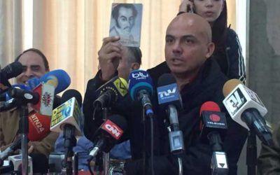 Clíver Alcalá denuncia ante la Fiscalía la ejecución de planes desestabilizadores