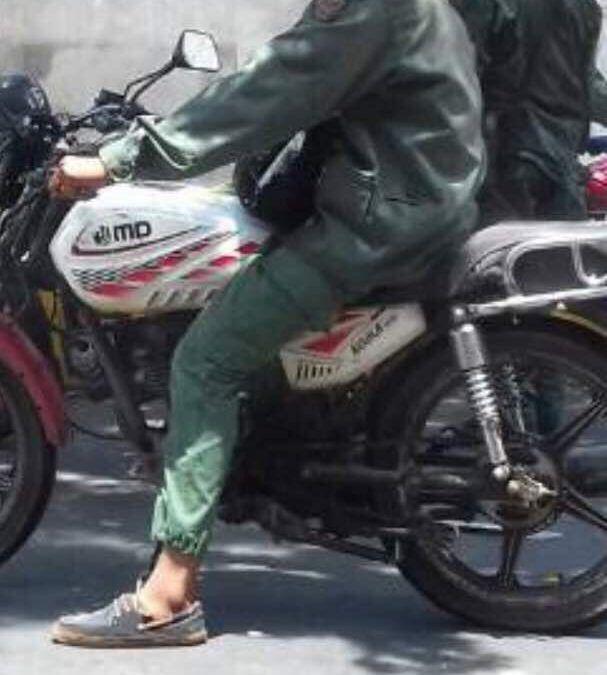 Capriles denuncia que colectivos utilizan piezas de uniformes de las FANB