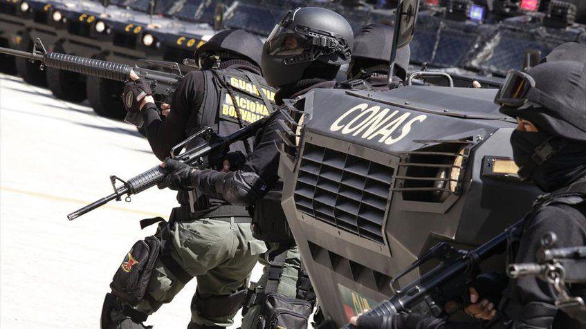 Acusados dos sargentos del Conas-GNB y un policía de Tucupita por tráfico de marihuana