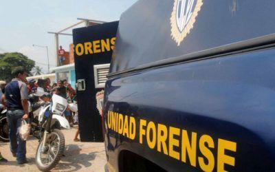 Tres sujetos abatidos en aparente enfrentamiento en una mina de Bolívar