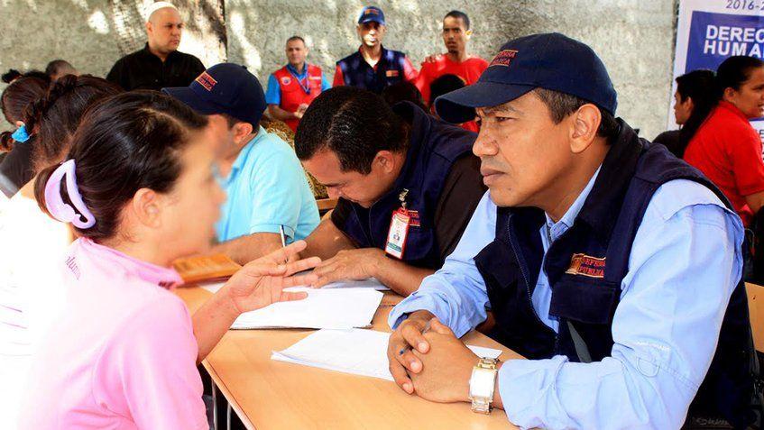 Realizarán plan de atención a privados de libertad en comando de la GNB en Caracas