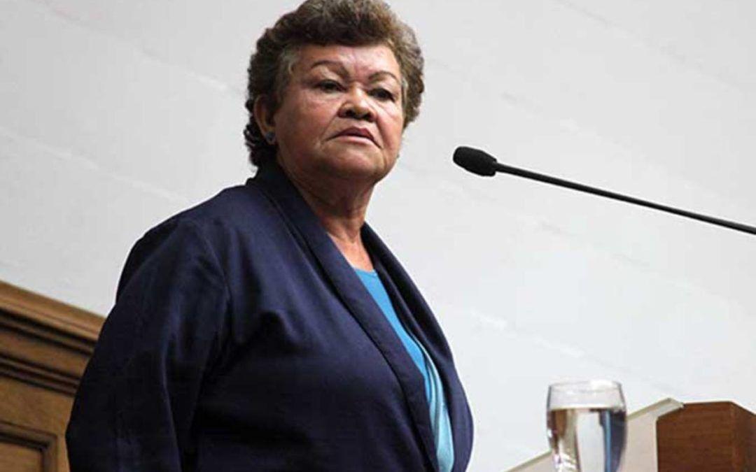 Diputada Gladys Guaipo: GNB asesinó a dos indígenas en protesta por comida