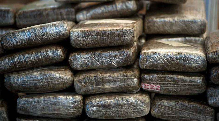 200 panelas de cocaína fueron encontrados en el municipio Baralt del Zulia