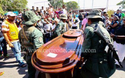 Ejército camufla de enfrentamiento masacre en El Callao