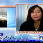 Entrevista Rocío San Miguel NTN 24