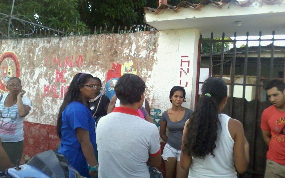 COMUNICADO:  Más de 4000 personas en Río Chico reclaman presunta estafa de la Milicia