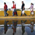 Frontera 16 de agosto Crédito EFE Schneyder Mendoza