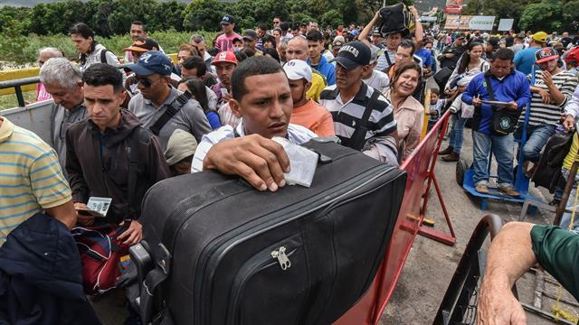 Venezuela: escasez total y fronteras colapsadas antes de la Constituyente