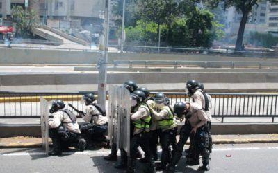 Un GNB fallecido y 19 PNB heridos dejó jornada del #19A en Caracas y Miranda