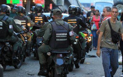 Detuvieron a tres GNB por contrabando de oro en Vargas