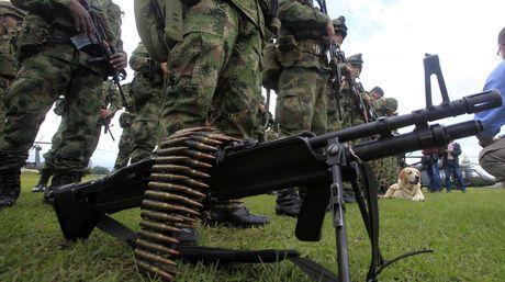 Presencia de la guerrilla en Venezuela vuelve a tener un primer plano