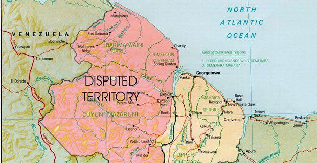 Guyana Crédito La Patilla