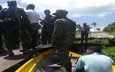 Denuncian que soldados venezolanos roban comida en Guyana