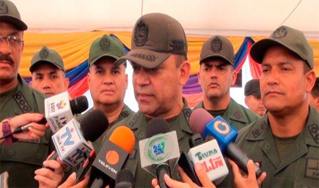 Jornada de Eficiencia Militar atendió a 2.500 efectivos