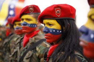 FANB llama a los jóvenes a ser la energía del desarrollo de Venezuela #12F