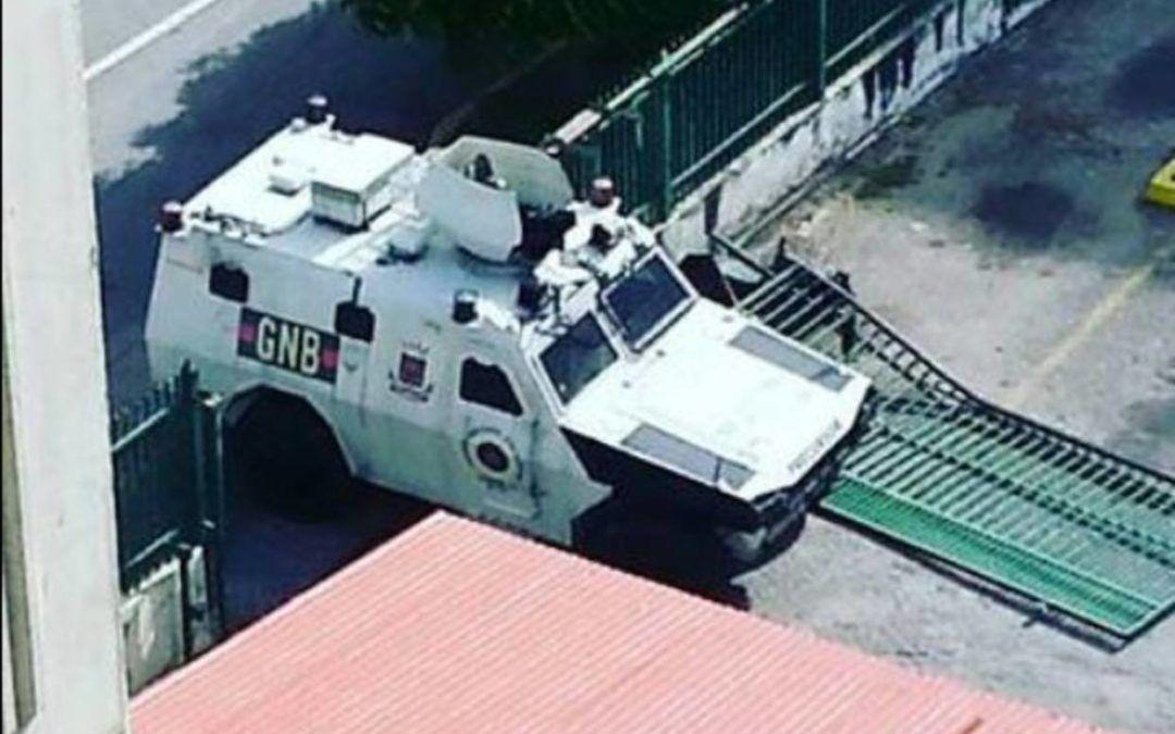 #25M Confirman un muerto y ocho heridos por represión de la GNB en estado Lara