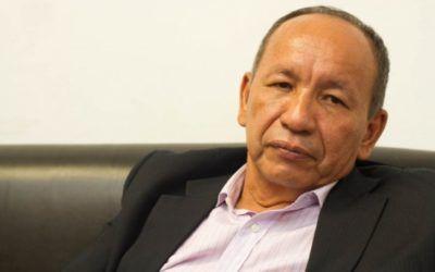 Denuncian que gobierno excluye a la comunidad indígena en búsqueda de helicóptero desaparecido