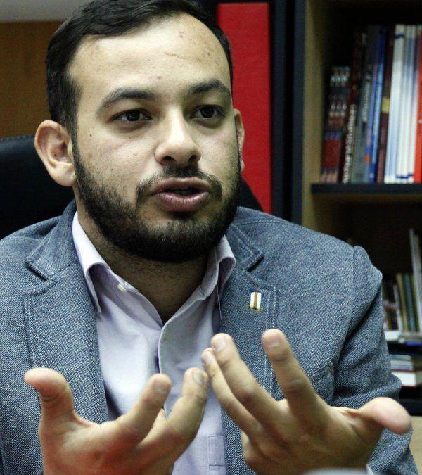 """Luis Díaz: """"Es falso que cualquier componente de la FANB haya incursionado en territorio colombiano"""""""