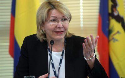 Luisa Ortega Díaz presentó denuncia contra Ministro de la Defensa Vladimir Padrino López ante la Corte Penal Internacional