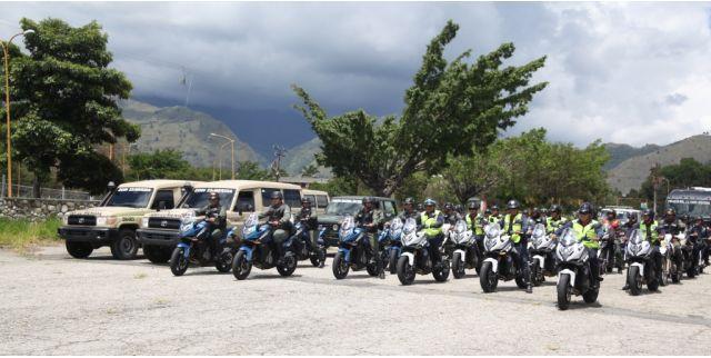 Desplegados 1200 efectivos para seguridad y prevención en zona metropolitana de Mérida
