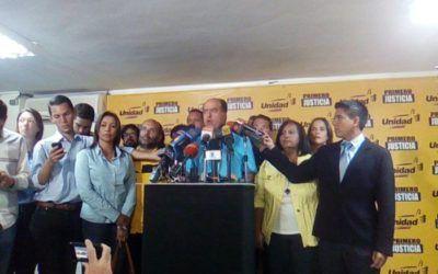 MUD: Ataque a maternal Hugo Chávez de El Valle es obra de la GNB y colectivos
