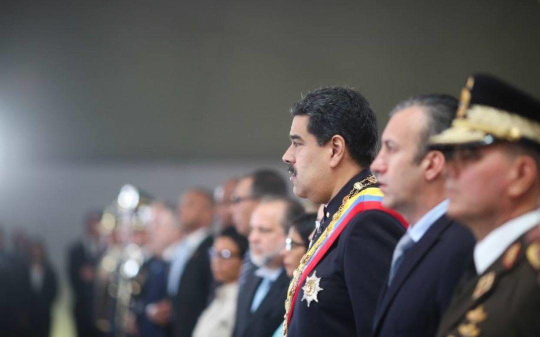 Nicolás Maduro felicitó a cuerpos policiales y militares por desmantelamiento del grupo liderado por Óscar Pérez