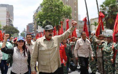 Advierten que Gobierno busca intimidar a manifestantes y a la Fanb armando a la Milicia