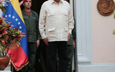 Presidente Maduro encabezó reunión con Alto Mando Político e integrantes de la FANB en Miraflores