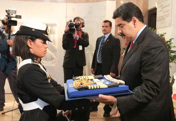 Maduro Miranda Crédito Correo del Orinoco