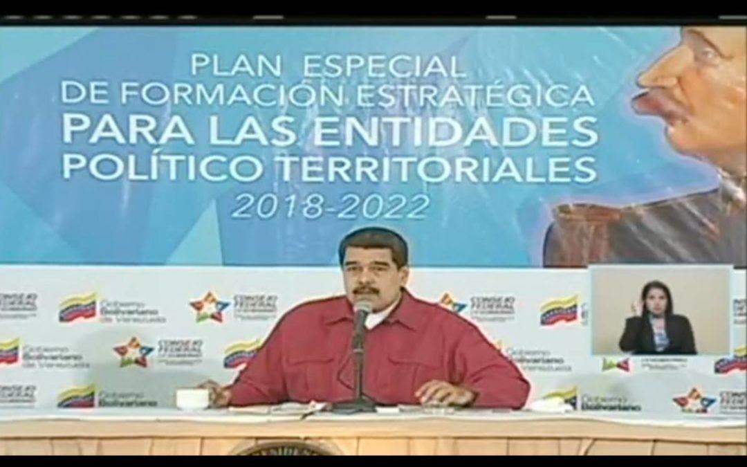 """Maduro aseguró que ataque a cuartel fue """"mandado desde Miami"""""""