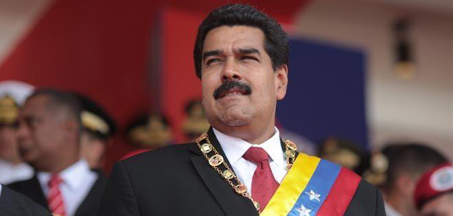 """Maduro reconoció a la FANB por su """"eficacia y velocidad"""" tras abatir a Óscar Pérez"""