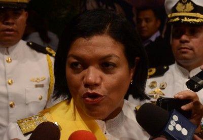 Almiranta zuliana es designada nueva vicepresidenta ejecutiva de PDVSA