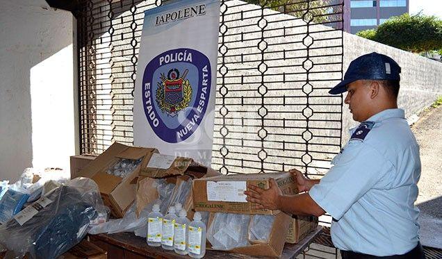 Detenido oficial de la FANB por venta de medicinas