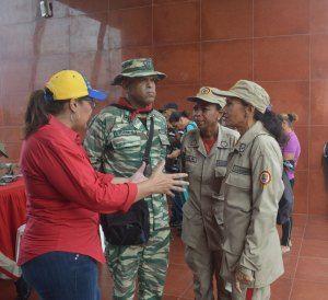 Más de 200 personas incorporadas a la Milicia Nacional Bolivariana en Cabimas