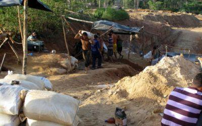 """AN citará a """"responsables por parte del Ejército"""" de muerte de 18 mineros en Bolívar"""