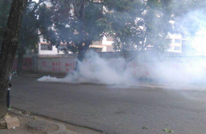 Rocío San Miguel afirmó que gobierno destina $ 40.000 diarios en bombas lacrimógenas