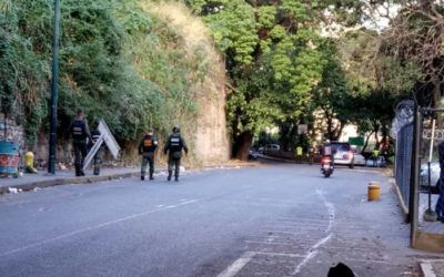 Morgue de Bello Monte custodiada por la GNB un día después de operativo contra Pérez