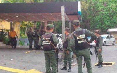 """Militarizan morgue de Bello Monte por autopsia a cadáver de """"El Picure"""""""
