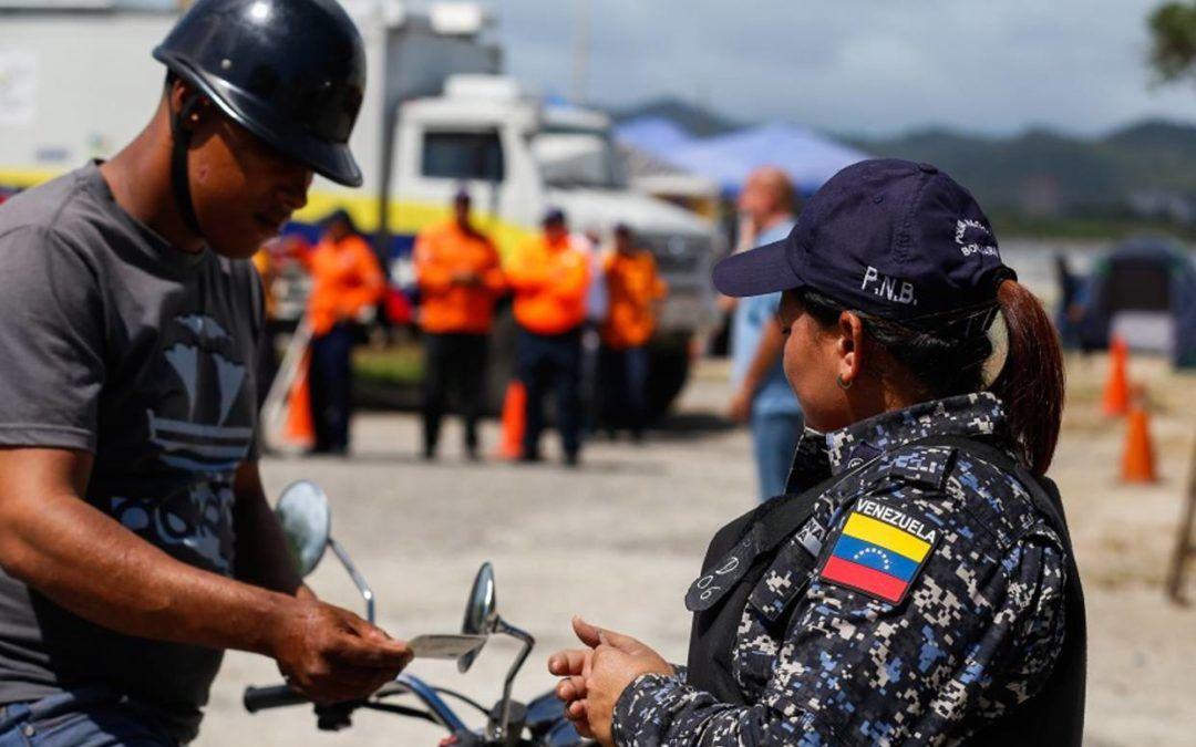 Despliegue de seguridad en Carnavales se mantendrá hasta este miércoles