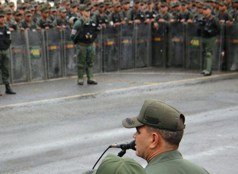 Despliegan 2 mil efectivos de la GNB en Táchira como parte de segunda fase del Plan Zamora