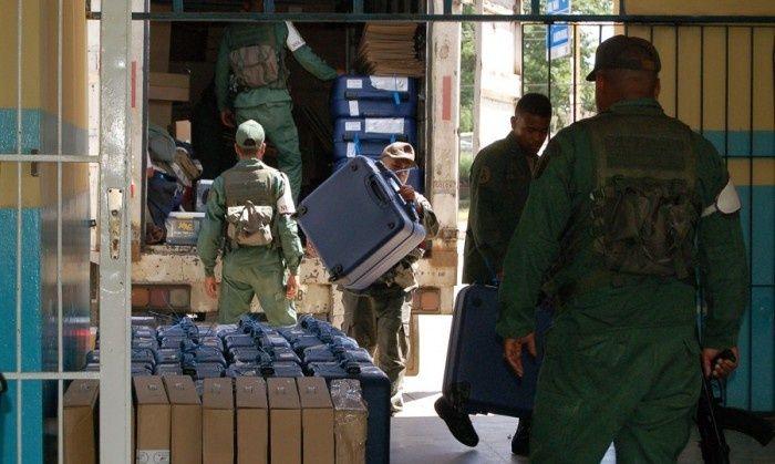 Ceofanb evalúa aspectos operativos del Plan República para las elecciones municipales
